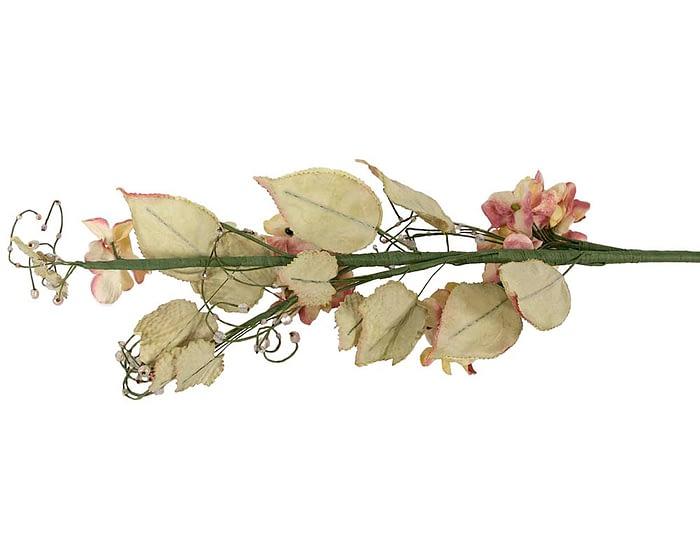 Craft & Millinery Supplies -- Trish Millinery- FL56 peach back