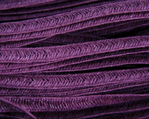 Craft & Millinery Supplies -- Trish Millinery- braid20 closeup