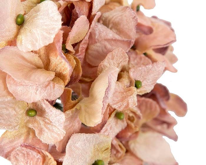 Craft & Millinery Supplies -- Trish Millinery- FL57 pink closeup