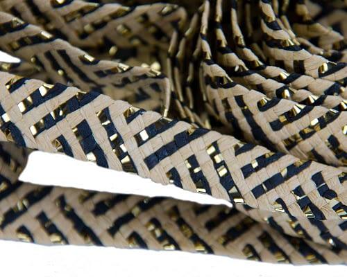 Craft & Millinery Supplies -- Trish Millinery- braid14 closeup