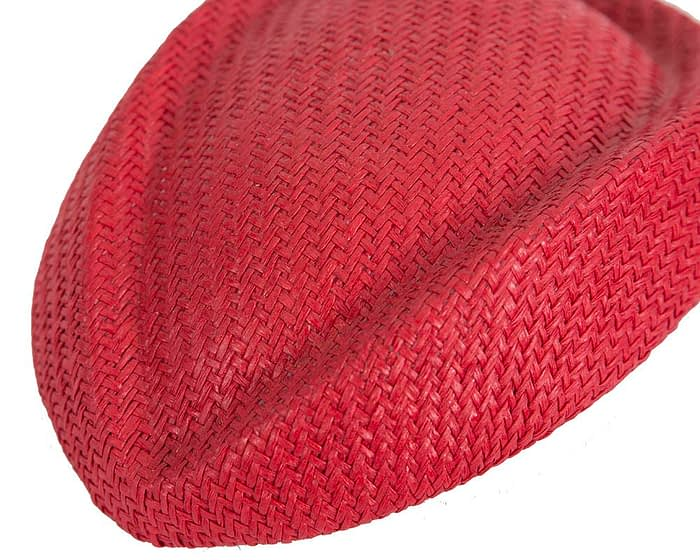Craft & Millinery Supplies -- Trish Millinery- SH2 red closeup