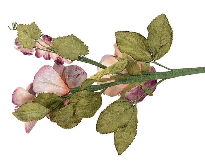 Craft & Millinery Supplies -- Trish Millinery- FL55 lilac back