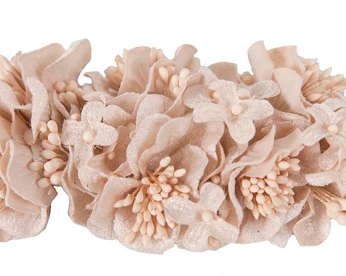 Craft & Millinery Supplies -- Trish Millinery- FL42 nude closeup