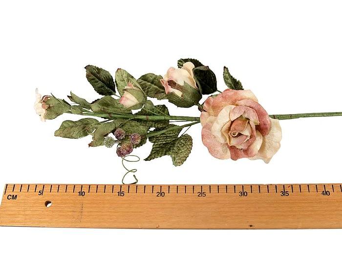 Craft & Millinery Supplies -- Trish Millinery- FL54 pink