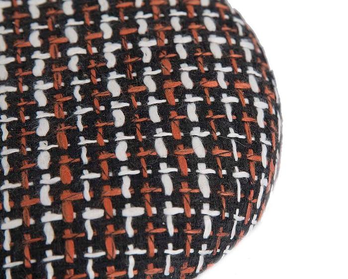Craft & Millinery Supplies -- Trish Millinery- SH1 orange closeup