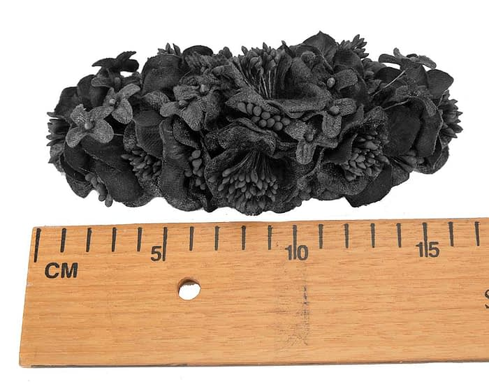 Craft & Millinery Supplies -- Trish Millinery- FL42 black