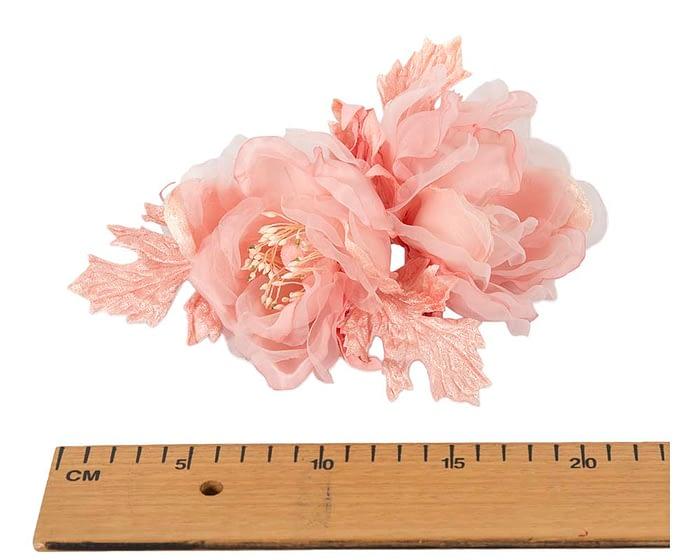 Craft & Millinery Supplies -- Trish Millinery- FL45 pink