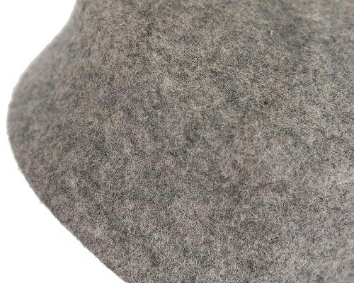 Craft & Millinery Supplies -- Trish Millinery- SH8 grey closeup