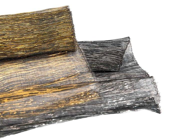 Craft & Millinery Supplies -- Trish Millinery- glitter abaca