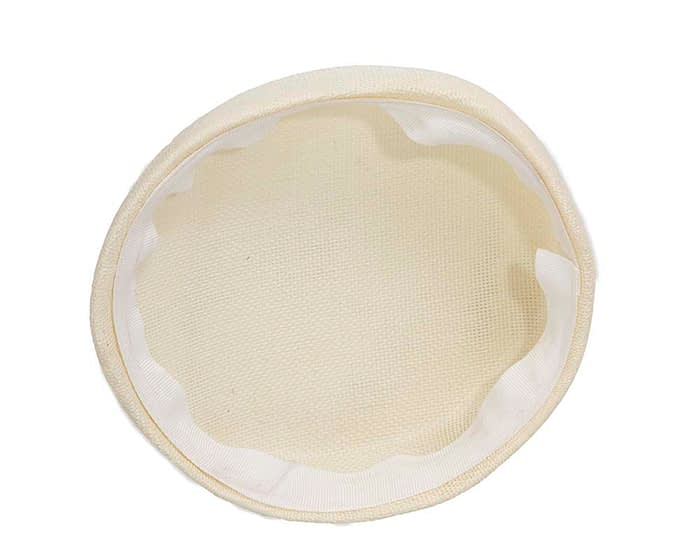 Craft & Millinery Supplies -- Trish Millinery- SH7 cream back