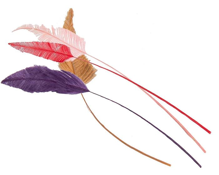 Craft & Millinery Supplies -- Trish Millinery- FTH1 bunch