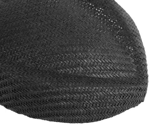 Craft & Millinery Supplies -- Trish Millinery- SH2 black closeup