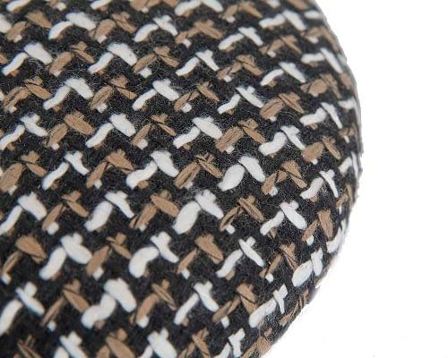 Craft & Millinery Supplies -- Trish Millinery- SH1 brown closeup