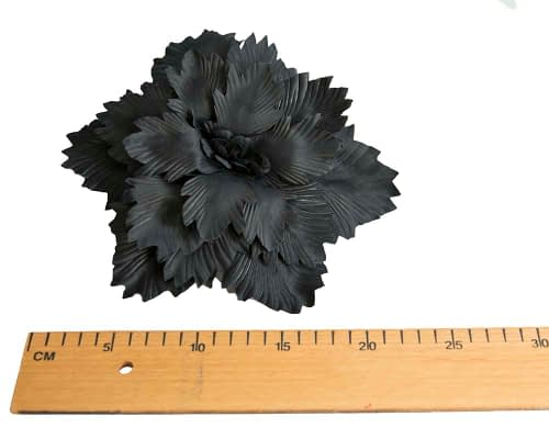 Craft & Millinery Supplies -- Trish Millinery- FL15 black