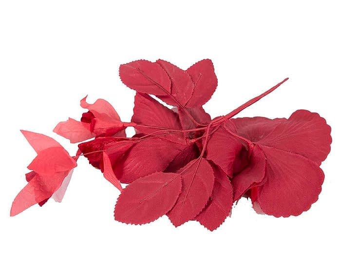 Craft & Millinery Supplies -- Trish Millinery- FL43 red back
