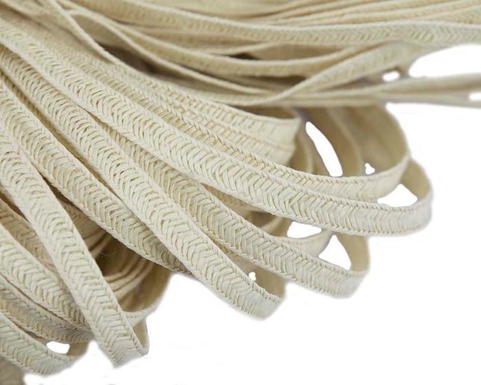 Craft & Millinery Supplies -- Trish Millinery- braid7 closeup