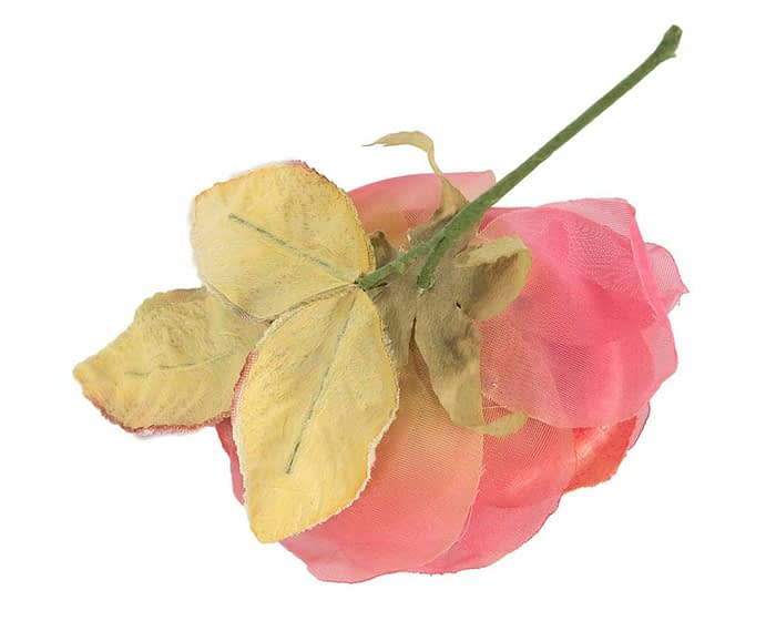 Craft & Millinery Supplies -- Trish Millinery- FL63 pink back