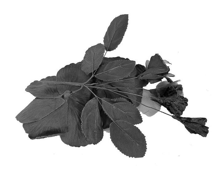 Craft & Millinery Supplies -- Trish Millinery- FL44 black back