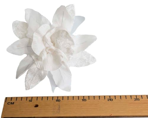 Craft & Millinery Supplies -- Trish Millinery- FL6 white