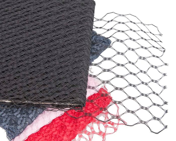 Craft & Millinery Supplies -- Trish Millinery- veil honeycomb