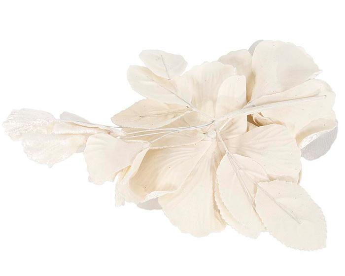 Craft & Millinery Supplies -- Trish Millinery- FL44 cream back