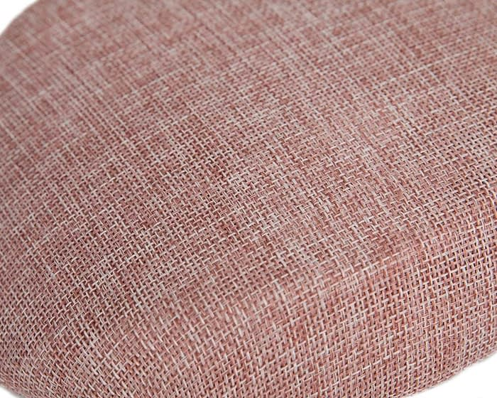 Craft & Millinery Supplies -- Trish Millinery- SH7 dusty pink closeup