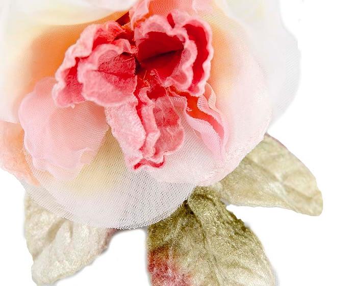 Craft & Millinery Supplies -- Trish Millinery- FL58 soft pink closeup