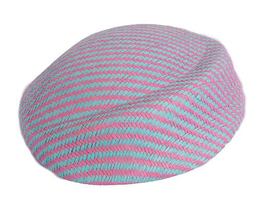 Craft & Millinery Supplies -- Trish Millinery- SH4 aqua hot pink1