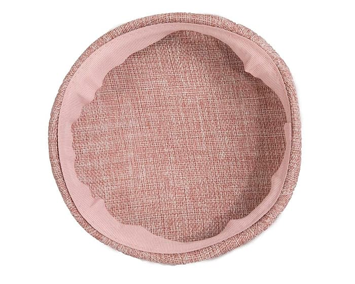Craft & Millinery Supplies -- Trish Millinery- SH7 dusty pink back
