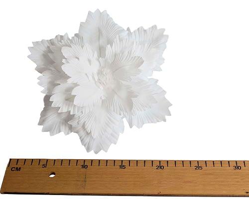 Craft & Millinery Supplies -- Trish Millinery- FL15 white