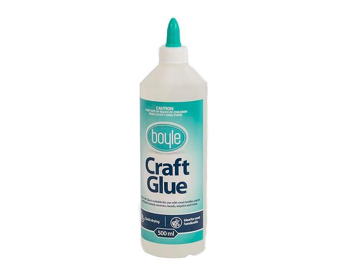 Craft & Millinery Supplies -- Trish Millinery- glue 500