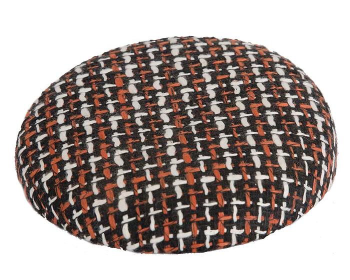 Craft & Millinery Supplies -- Trish Millinery- SH1 orange