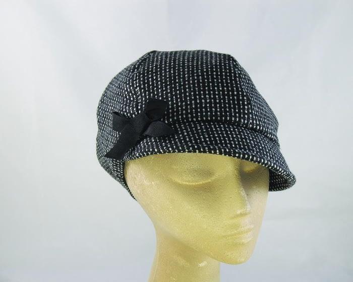 Newsboy hats J225BW Fascinators.com.au