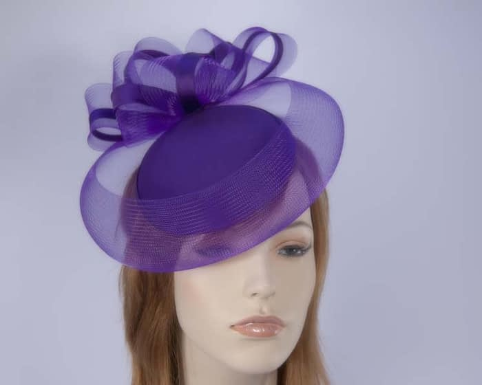 Cocktail hats K4262PU Fascinators.com.au