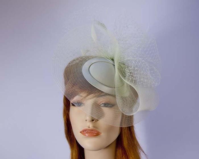Mint mother of the bride hat Fascinators.com.au