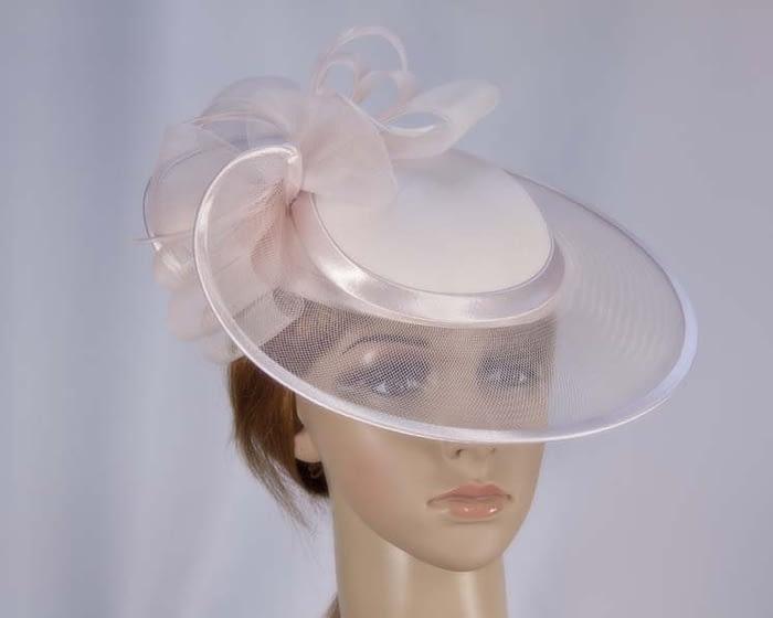 Pink fashion hats H835P Fascinators.com.au