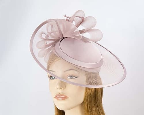 Tea rose fashion hat H835TR Fascinators.com.au