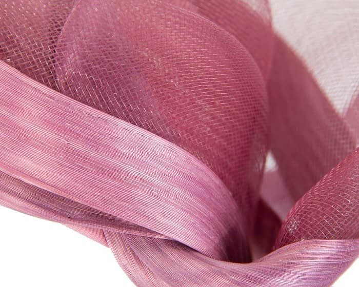 Dusty Pink fascinators S107DP Fascinators.com.au