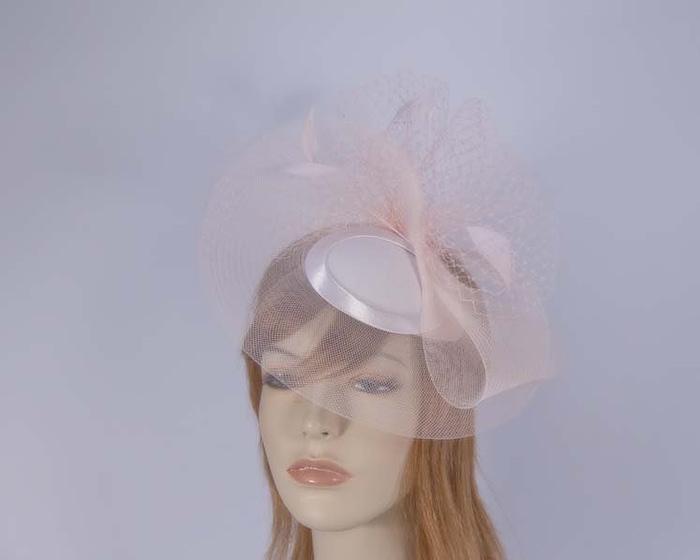 Pink mother of the bride hat Fascinators.com.au