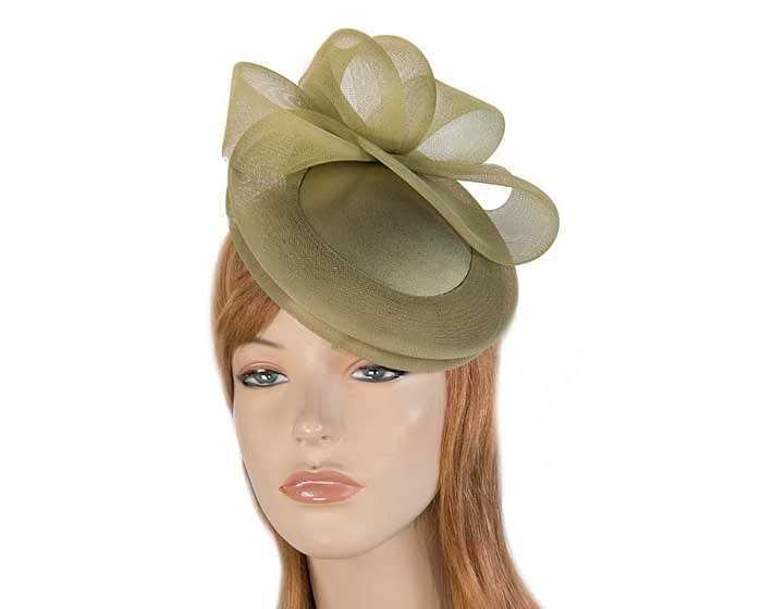 Olive custom made cocktail hats Fascinators.com.au