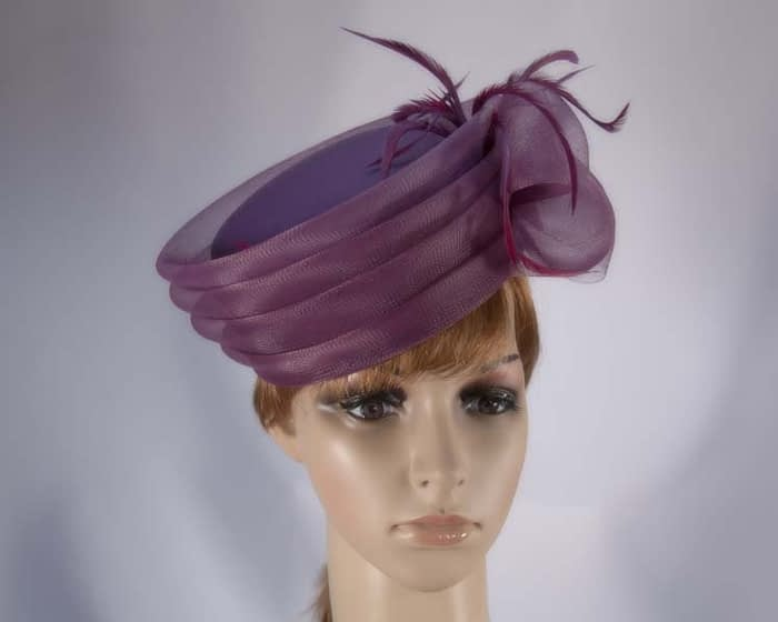 Ladies fashion hats H892CB Fascinators.com.au