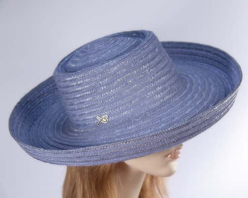 Blue Betmar hat SP260B Fascinators.com.au
