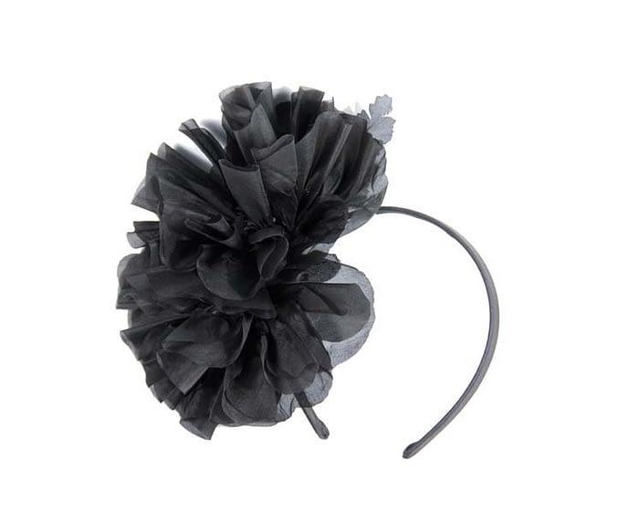 Back flower headband Fascinators.com.au