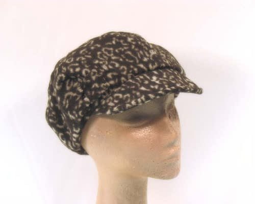 Black beret J268B Fascinators.com.au