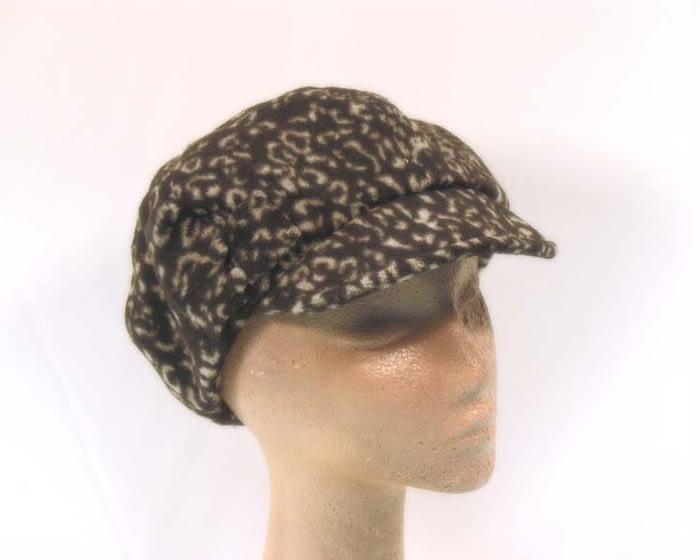 Black beret J268B Fascinators.com.au
