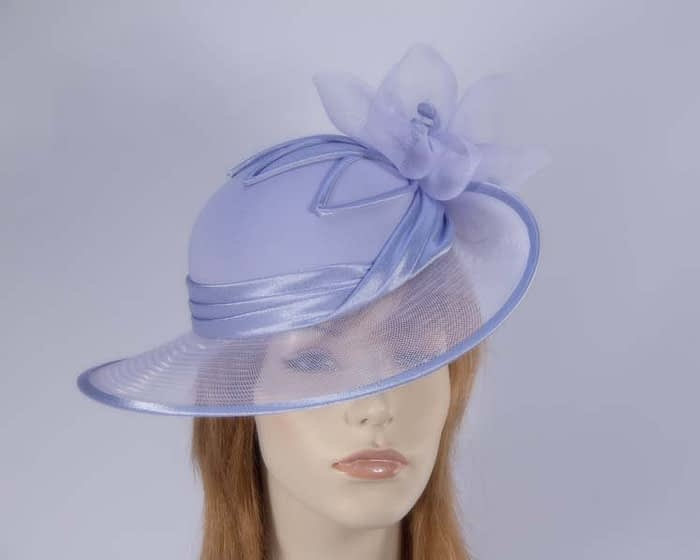 Lilac Mother of the Bride hat Fascinators.com.au