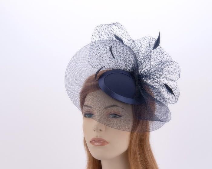 Navy mother of the bride hat Fascinators.com.au