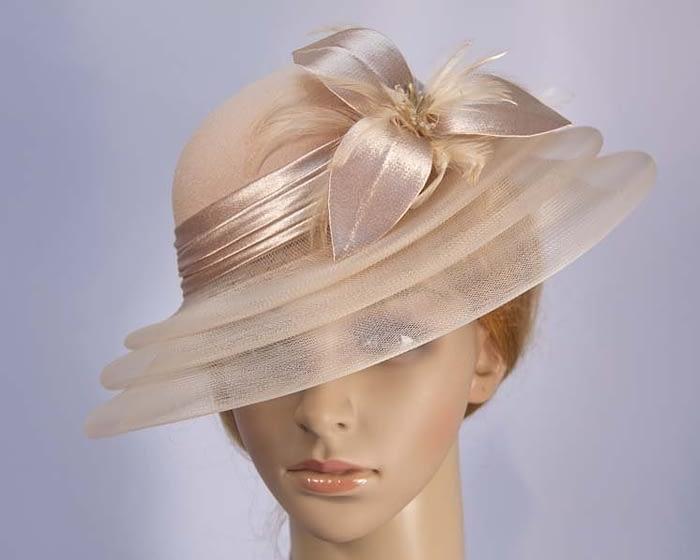 Cashew hat H5002CH Fascinators.com.au