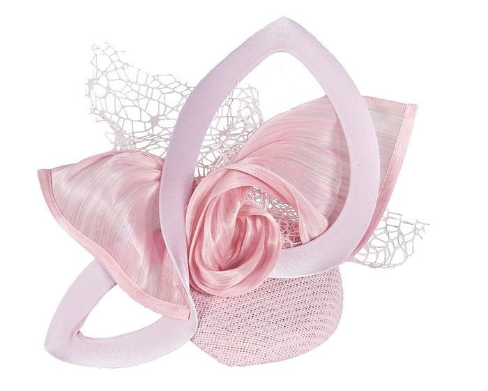 Designers pink fascinator Fascinators.com.au