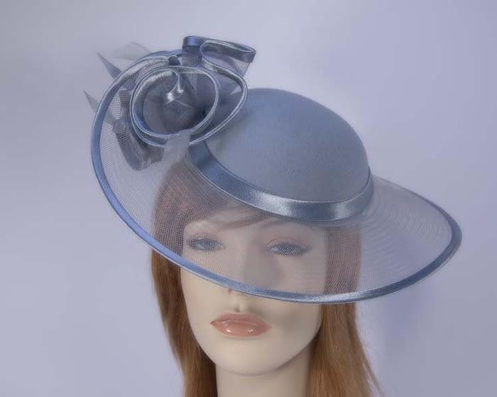 Steel fashion hat H923ST Fascinators.com.au